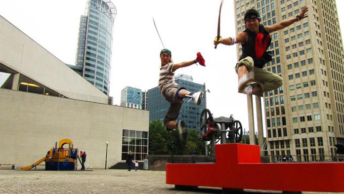 Wereldhavendagen 2011 / Maritiem Museum Rotterdam